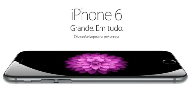 iPhone-pré-venda