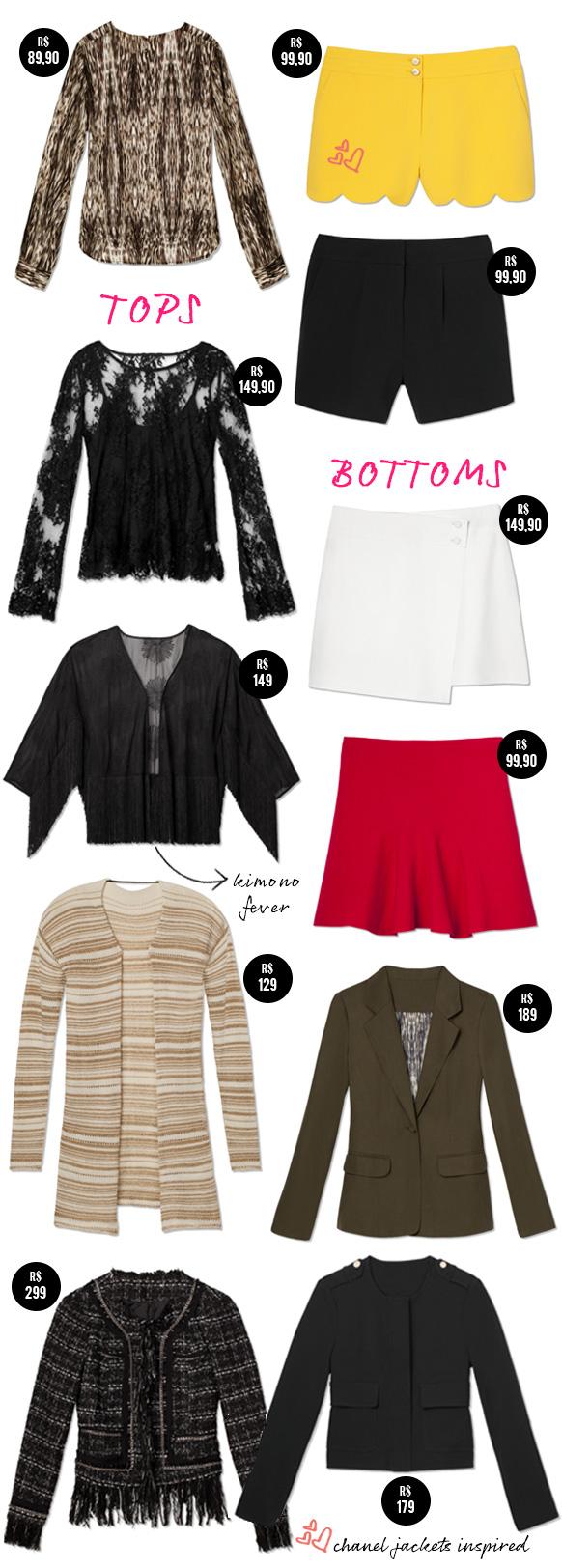 blusas-shorts-cea-nkstore