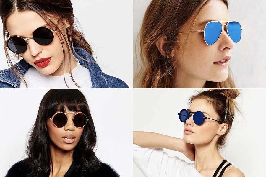ee13b75ad ... as lentes dos óculos não têm curvatura (são retinhas!) e eles possuem  apenas uma cor. Os óculos já foram vistos nos rostos de celebridades como  Gigi ...